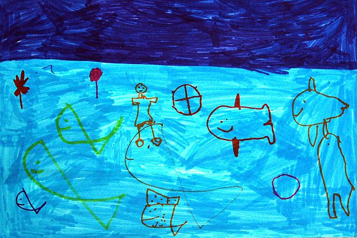 Manon, 6 ans