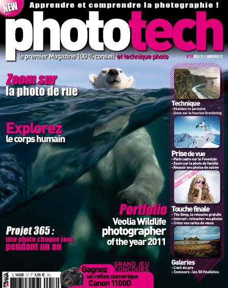 Phototech numéro 17 - Couverture