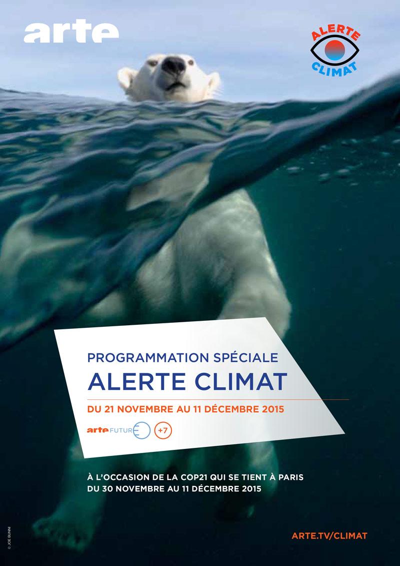Arte Alerte Climat