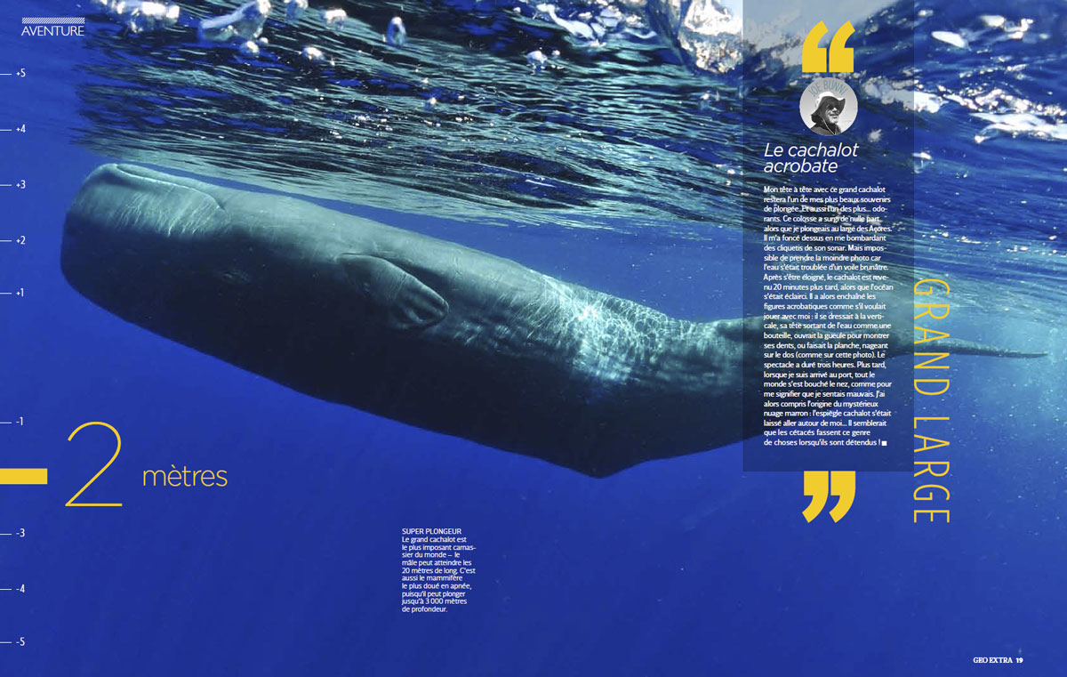 Géo Magazine - Hors série Extra