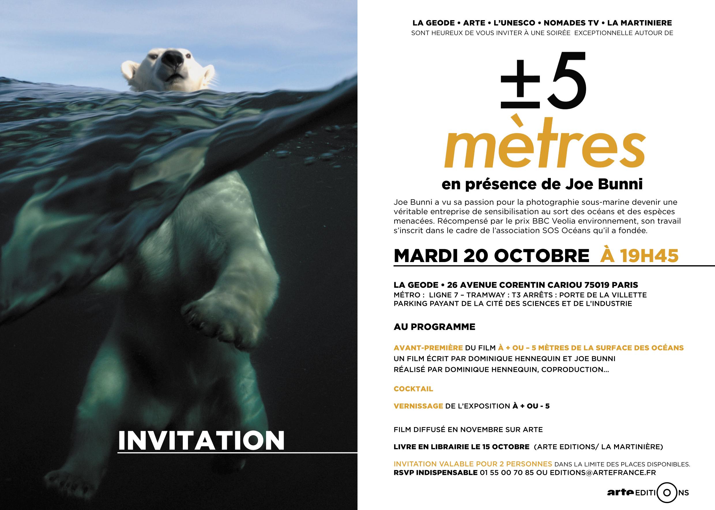Invitation AVANT PREMIERE GEODE OCT 2015V7-1