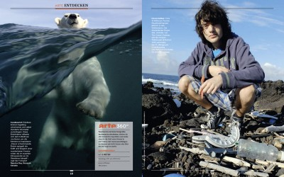 Arte magazine Allemagne