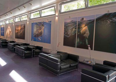 """Exposition """"+-5 Mètres"""" en Allemagne"""