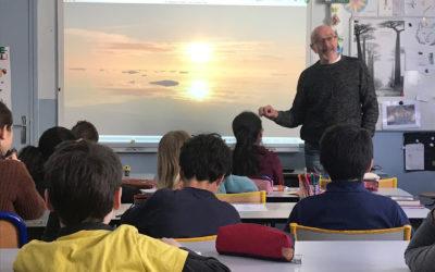Poème illustrés des élèves – École Nouvelle Saint Thomas d'Aquin, Paris 7